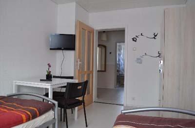 augsburg ferienwohnung federle. Black Bedroom Furniture Sets. Home Design Ideas