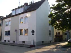 Augsburg Pension West : Haus